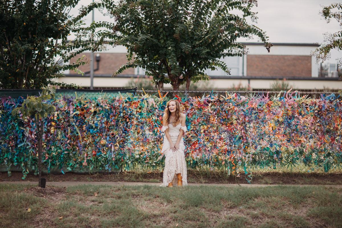 plastic-free wedding-corer Lynn tucker photography