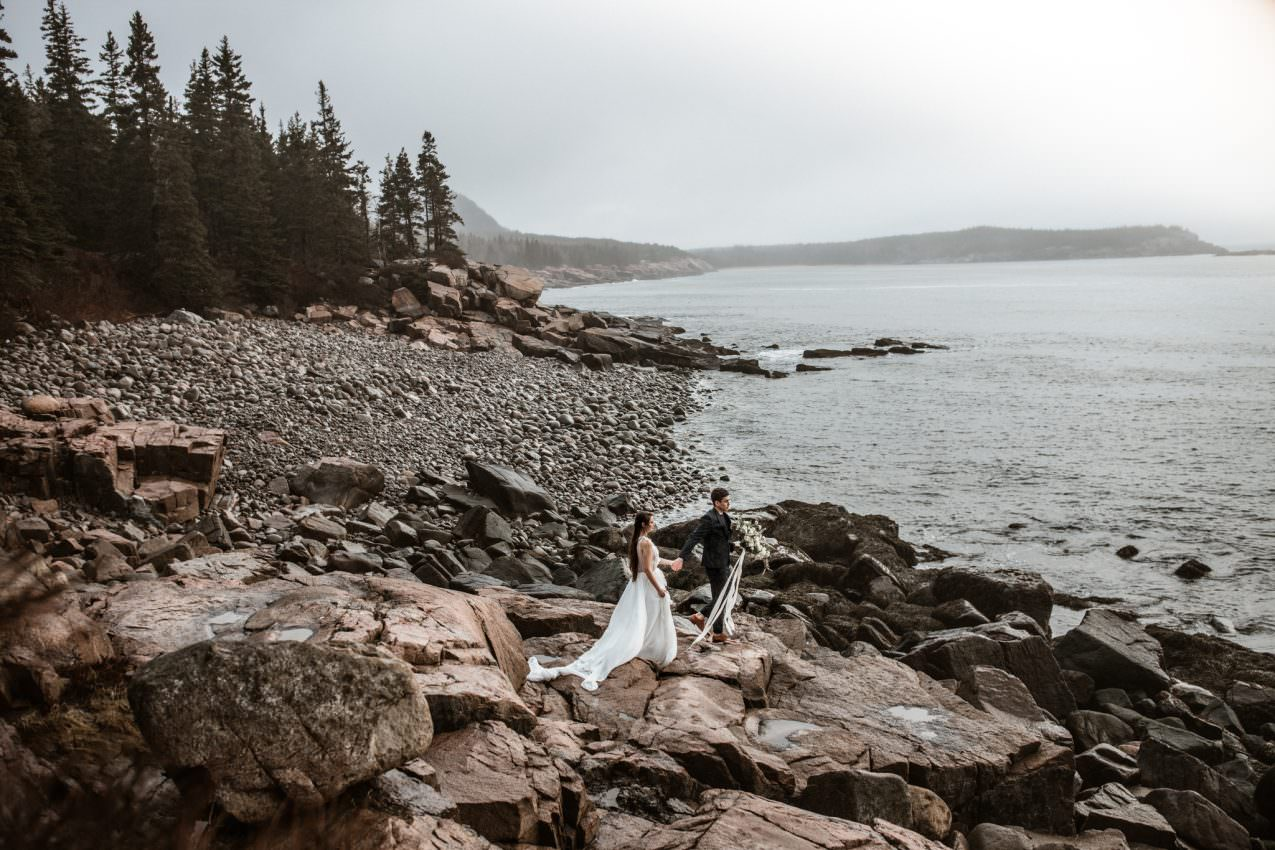 maine destination wedding photographer