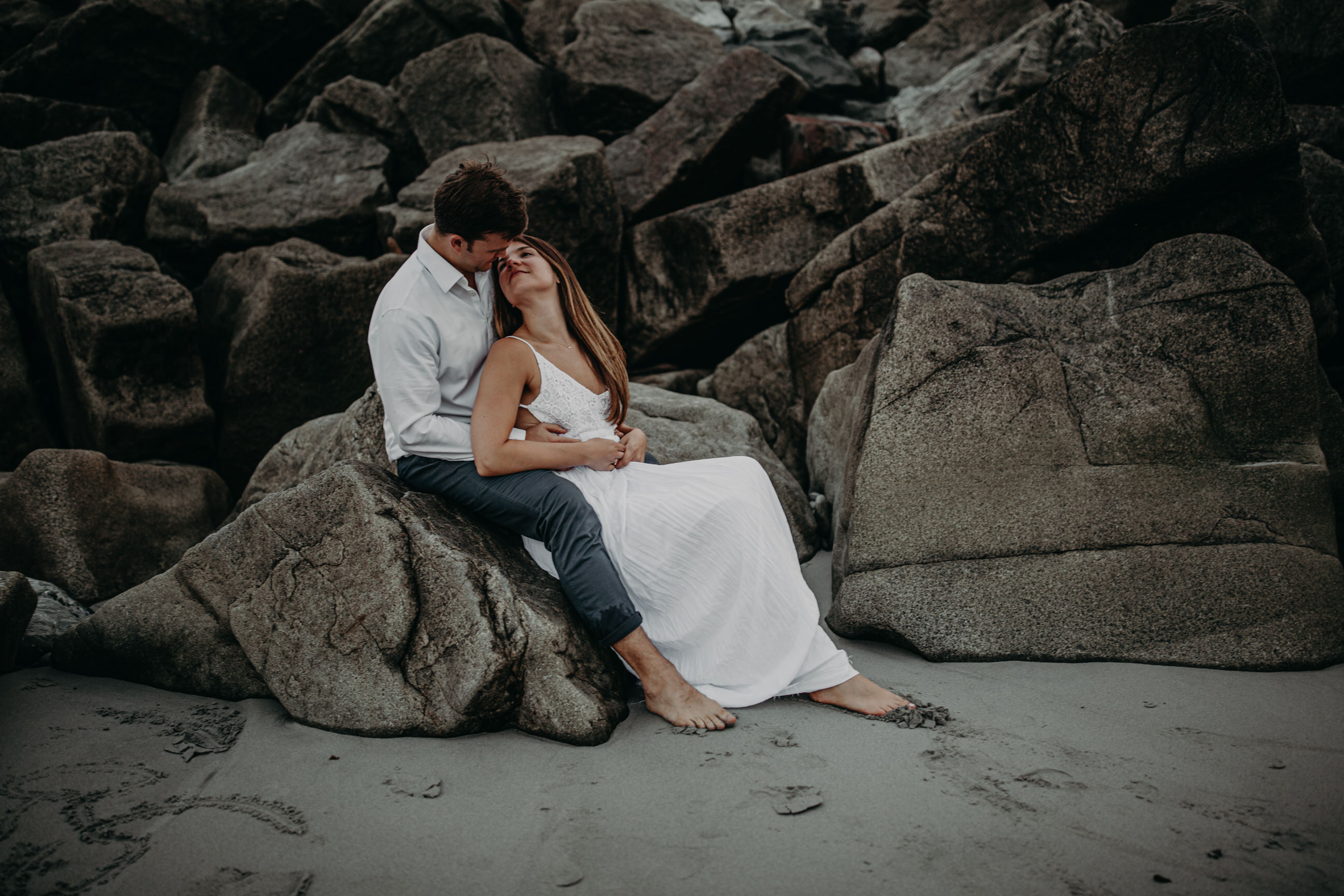 New Hampshire Elopement