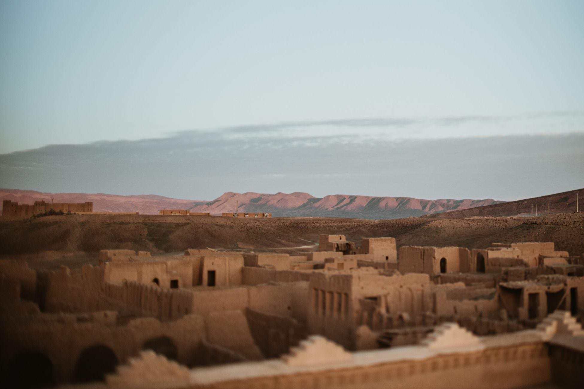 Morocco elopement