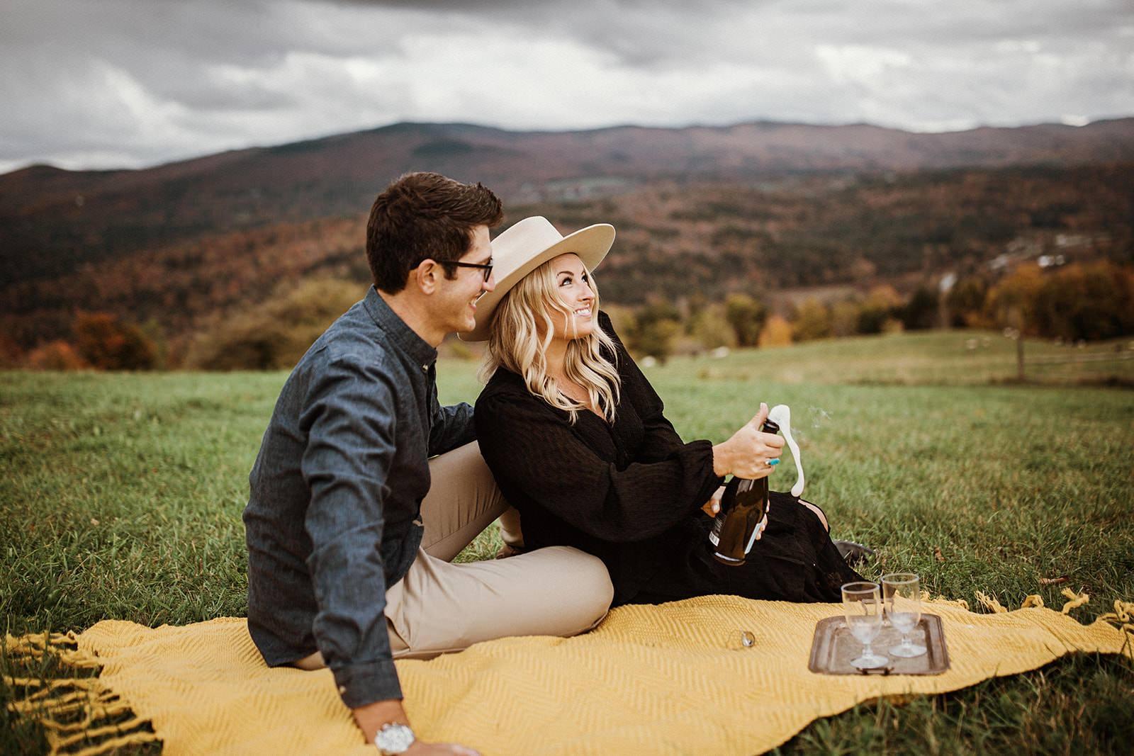 Vermont engagement ideas